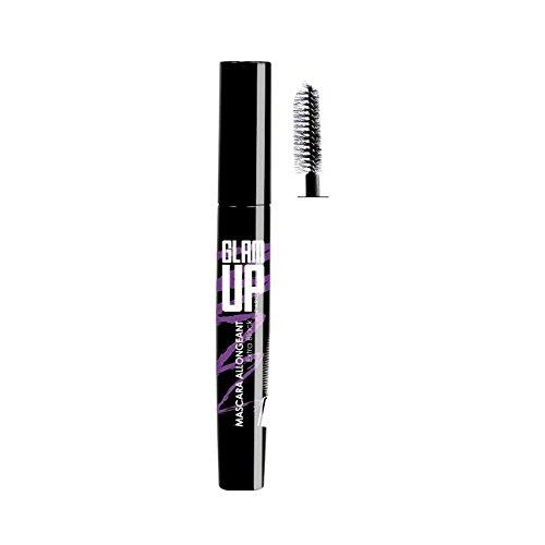 Glam'Up - Maquillage Yeux - Mascara Allongeant Noir - Fabrication Européenne