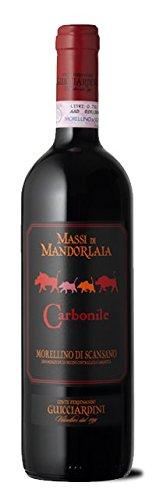 Carbonile Morellino di Scansano DOCG Massi di Mandorlaia 1 X 75 cl