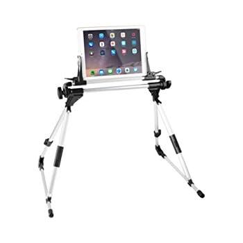 AFUNTA Mont Tablet Holder étage Bureau Canapé-lit debout réglable portable pliable pour Tablet