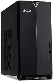 Acer Aspire TC-895 stationär dator - Intel® Core™ i5-10400F processor Hexa-core 2,90 GHz - NVIDIA® GeForce® GT
