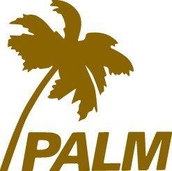 Palm Damen Oberteil Weiß