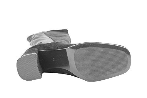 Bruno Premi Boots N3003x Camoscio Lycraâ® Schwarz Schwarz