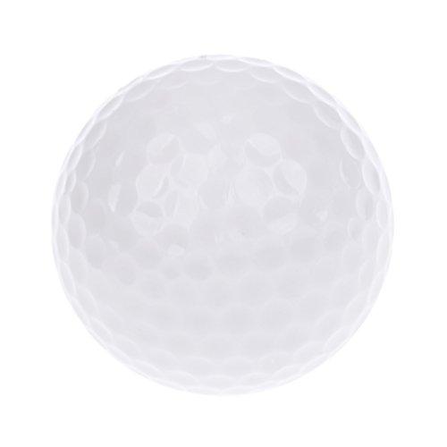 B Baosity LED Golfball Beleuchtet Leuchtend Bälle Golf Club Zubehör