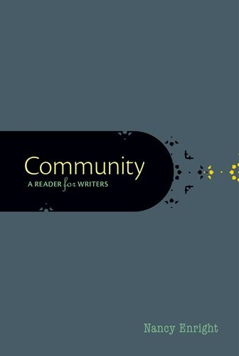 Community: A Reader for Writers