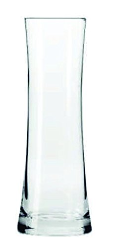 Krosno Non-Lead Crystal-Clear Glass, Professional Flower Vase