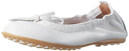 Bisgaard Mädchen Ballerina Geschlossene Ballerinas, Weiß (3000-1 White), 33 EU