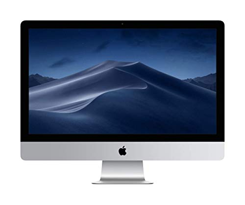 Apple iMac (27 Zoll, mit Retina 5K Display, 3,8 GHz Quad-Core Intel Core i5 Prozessor) (Imac Apple - Desktop)