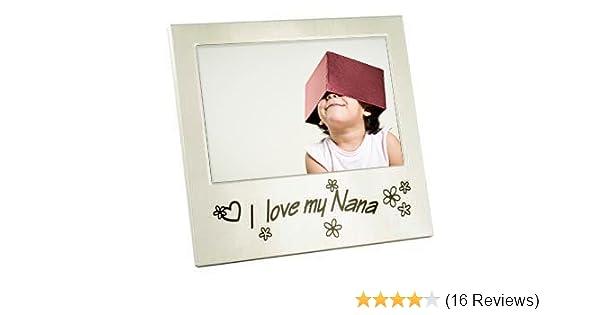 I Love My Nana Photo Frame: Amazon.co.uk: Kitchen & Home