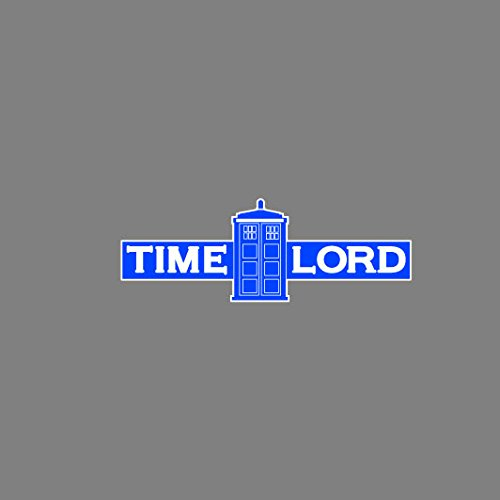 Time Lord - Damen T-Shirt Grau Meliert