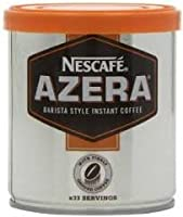 Nescafe Azera Barista Style Instant Coffee 60g (Pack of 5)