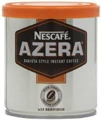 Nescafe Azera Barista Style Instant Coffee 60g (Pack of 5)