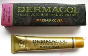 DERMACOL HIGH COVERING MAKE UP COVER FOUNDATION HYPOALLERGENIC, all skin types (207)