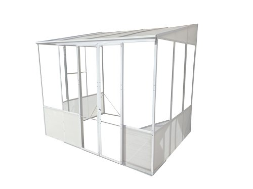 DIY Steel PVC Garden Room Summer House Lean To Greenhouse for sale  Delivered anywhere in Ireland