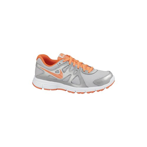 Nike Mädchen Revolution 2 Gs Sneakers, bunt, 38.5 EU - 2 Nike Revolution Mädchen