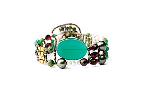 Bracciale THIN Green Onyx