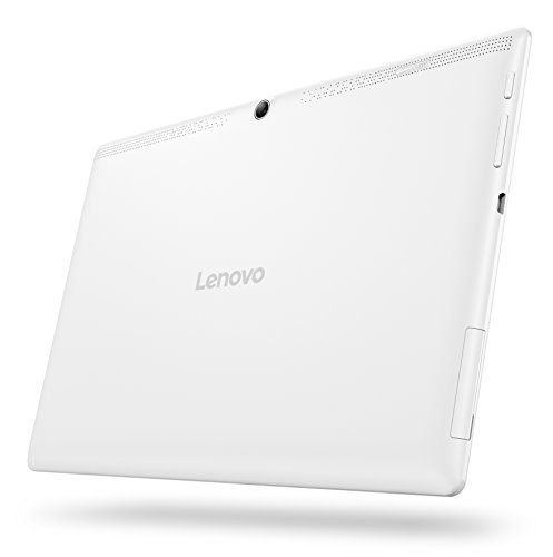 Lenovo TAB2 A10-30 25,65 cm (10,1 Zoll HD IPS) Media Tablet (Qualcomm MSM8909 Quad-Core Prozessor, 1,3GHz, 2GB RAM, 16GB eMMC, 2MP + 5MP Kamera, Touchscreen, Dolby Atmos, LTE, Android 5.1) pearl weiß - 5