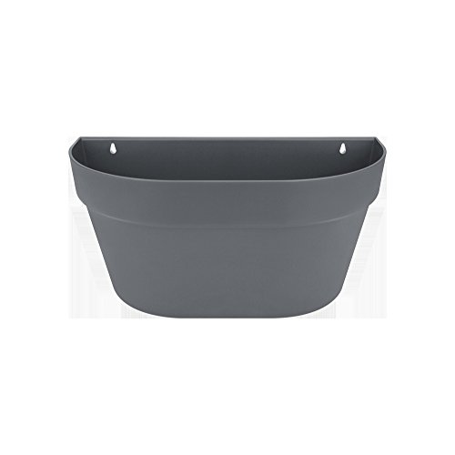 Elho loft urban wall basket 40cm - anthracite