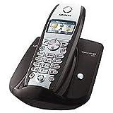 Siemens Gigaset SX150 isdn colour espresso, Schnurloses ISDN Telefon mit Anrufbeantworter