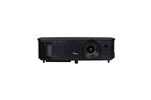"""Optoma S331 - Proyector (3200 lumens, DLP, 304.4"""", 800x600 píxeles, 22000:1, reproducción del color sRGB) negro"""