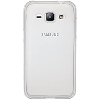 Celson Silicon Soft Back Cover For Samsung Galaxy J2 Back Cover - Transparent