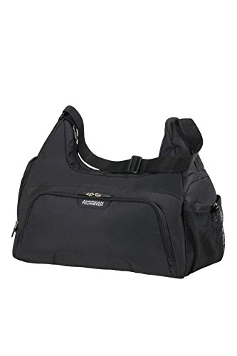 american-tourister-road-quest-femelle-gym-bag-16g-74146solid-black