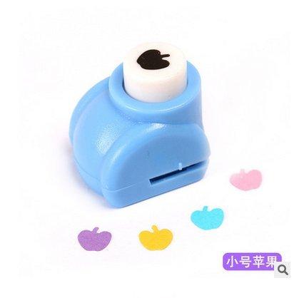 Newin Star Cute Prägung Gerät Karte machen Scrapbooking Craft Papier Shaper Loch Punch (Apple) Cute Apple