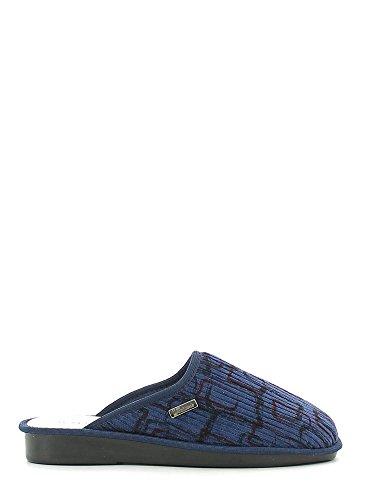 Susimoda 5510 Pantofola Uomo Blu 40