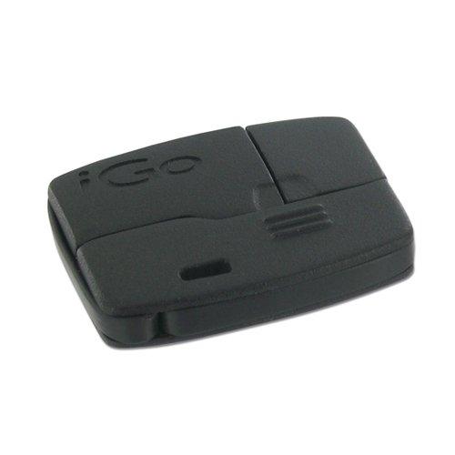 iGo PS00291-0002 KeyJuice Micro-USB/Mini-USB Ladekabel für Smartphones & mehr (USB 2.0 auf Micro/Mini USB) schwarz Igo Smartphone