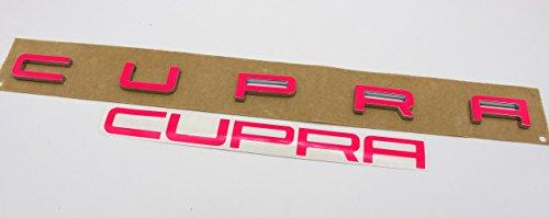 2 x Seat Ibiza Cupra Logo silber f/ür Au/ßenspiegel Spiegel Scheibe Glas Milchglas Frost Frostfolie Effekt Frost Milch Gravur Aufkleber aus Hochleistungsfolie f/ür alle glatten Fl/ächen von myrockshirt/®