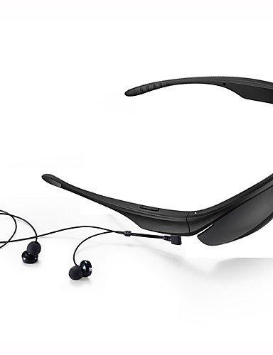 ZZR bonges k2 2.4GHz v4.0 Bluetooth Smart Sonnenbrillen Telefon genannten Gläser Sprachsteuerung mit Stereomusik