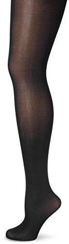 Wolford Damen Strumpfhose Velvet De Luxe 50, 50 Den, Schwarz (Black 7005), Large (Strumpfhose Wolford Blickdichte)
