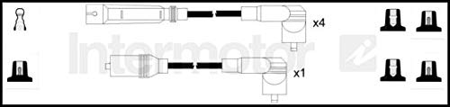 SPECTROMATIC 76301 Zündkabel Kit Leitungen Seat Cordoba Ibiza passt VW Golf 3 1.4 ABD AKV