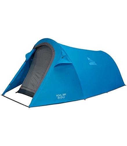 Vango Soul 200 - Tente - bleu 2017 tente en tunnel