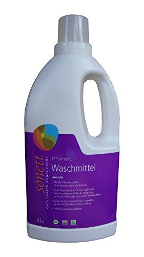 Sonett Bio Waschmittel flüssig 2 l
