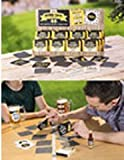 1 x Bierdeckel-Memo-Spiel Papier 12 Deckel je 2 Sprüche Höhe 9,2 cm, Grillen, Spielen, Spiel, Sommer, Campen, Bier
