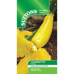 Suttons Seeds 161417 Graines de courgette F1 Atena