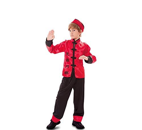 Fyasa fyasa706334-t01Chino Boy Disfraz, tamaño Mediano
