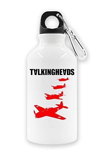 ShutUp Talking Heads Remain in Light Tourist Wasserflasche - Talking Heads Tee