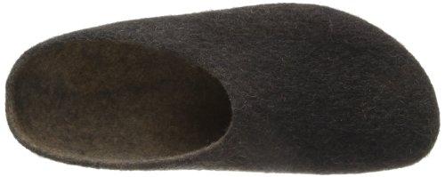 MagicFelt AN 709 Unisex-Erwachsene Pantoffeln Braun (oak 4825)