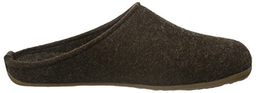 Haflinger Fundus, Chaussons mixte adulte Marron - Braun (Schoko 552)