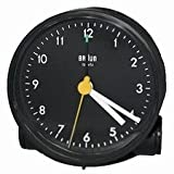 Braun Travel Alarm Clock AB5 Round Black - Best Reviews Guide