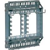 3M VKA 4 / DIN LSA-Plus 2 Metálico Caja electrica - Cuadro eléctrico (Metálico, 330 mm, 330 mm, 125 mm)