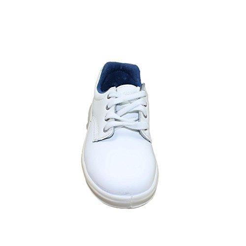 Jal group quincy s2 chaussures berufsschuhe businessschuhe chaussures plates 00823 chaussures blanc Blanc - Blanc