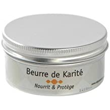 Beurre de KARITE Brut BIO,100% végétale, sans rajout, 100gr,