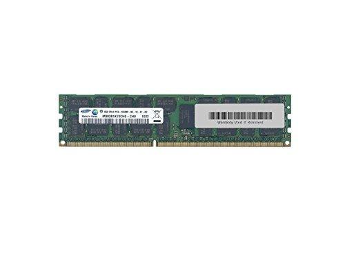 Samsung 8GB DDR31333MHz ECC Registered DIMM 8GB DDR31333MHz ECC Memory Modul–Module Arbeitsspeicher (8GB, DDR3, 1333MHz, PC/Server, 240-pin DIMM, 4x 2GB)