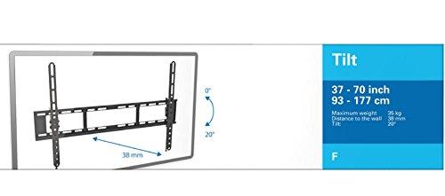 Eurosell Hochwertige Wandhalterung Wandhalter zb für Sony KDL55W755C KD-49X8305C BRAVIA KDL-50W805 KDL55W805C KDL-50W755C KDL-65W855C KDL-48R555C KDL-43W756C KDL-50W805C KD-49X8005C KDL-43W805C KD-55X8005C KDL-40W705C KDL-48W705C