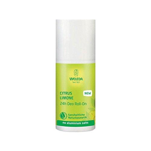 Weleda Italia Deodorante Roll-On Limone Weleda Fresh 24H - 50 ml