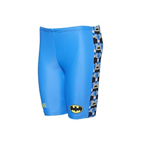 Zoggs Jungen Badeshorts Batman Pogo Mini Jammer L Blau/Mehrfarbig