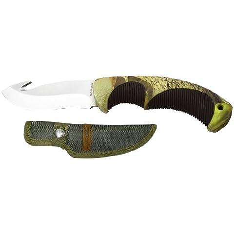 Sarge Knives Cuchillo de caza fija hoja Guthook Sarge