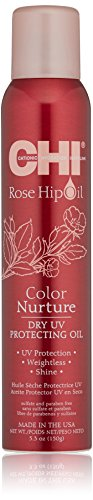CHI Rose Hip Oil Dry UV Protecting Oil 150gr